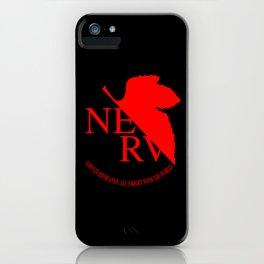 Nerv Logo iPhone Case