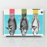 fish iPad Cases featuring Fish by Danny Ivan