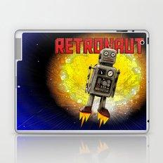 :: RETRONAUT Laptop & iPad Skin