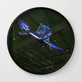 Dino in flight Wall Clock