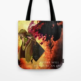 Dark Souls 2 Emerald Herald - Shanalotte  Tribute Tote Bag