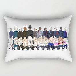 President Butts Rectangular Pillow