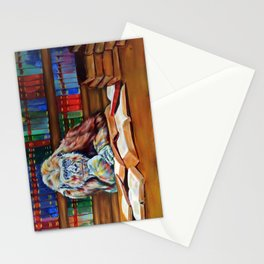 Ishmael- homage to Daniel Quinn Stationery Cards