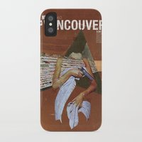 vancouver iPhone & iPod Cases featuring Locals Only - Vancouver by Matthew Billington