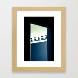 CAN TRUE BEAUTY BE FOUND IN THE LIGHT? Framed Art Print