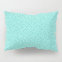 dotted saya Pillow Sham