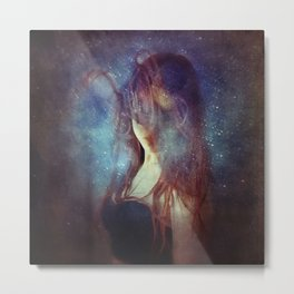 from the fringes of the milky way Metal Print