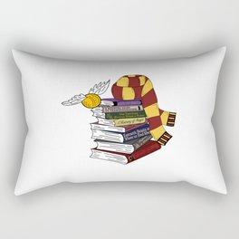 First Year at Hogwarts Rectangular Pillow
