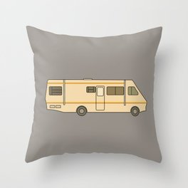 Breaking Bad RV Throw Pillow
