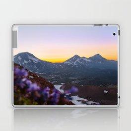 3 Sisters Sunset Laptop & iPad Skin