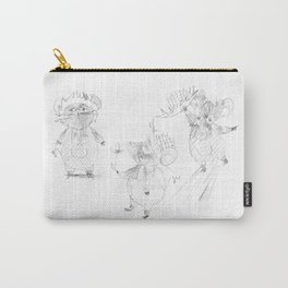 Country Mouse Carry-All Pouch
