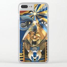 Ra Clear iPhone Case