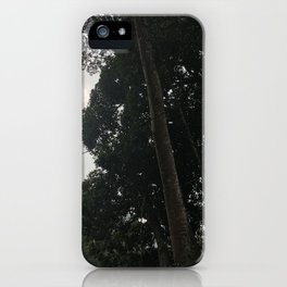 Forest in Malaysia iPhone Case