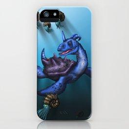 Realistic Lapras iPhone Case