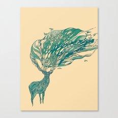 How Good It Feels Canvas Print