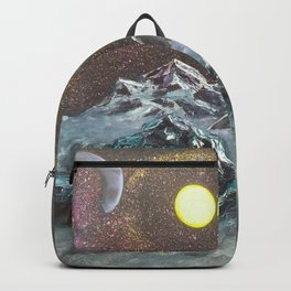 Frightful night Backpack