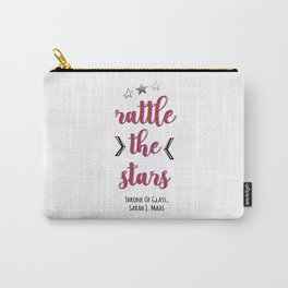 Rattle the Stars | Throne of Glass Carry-All Pouch