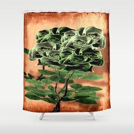WILD IRISH ROSE - 051 Shower Curtain