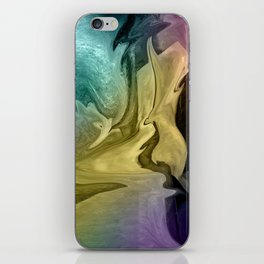 Liquid Abstract iPhone Skin