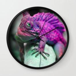 Camelian Photography Art Wall Clock