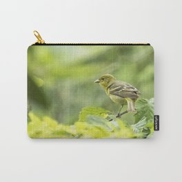 Female Western Tanager Carry-All Pouch