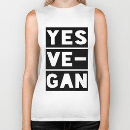 Yes Ve-Gan Biker Tank