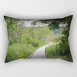 Appalachian Entrance Rectangular Pillow