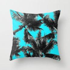 PURA VIDA OCEAN Throw Pillow