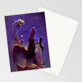 ALTERED Pillars of Creation Stationery Cards
