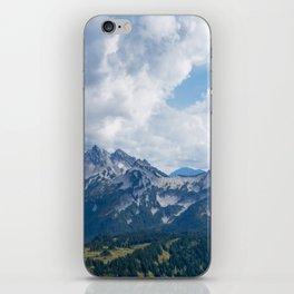 Above Paradise iPhone Skin