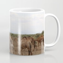 horse by Deborah Dunbar Coffee Mug
