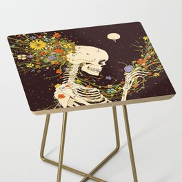 I Thought of the Life that Could Have Been Side Table