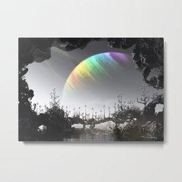 Aquarii Metal Print