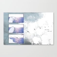 Another Friday Canvas Print
