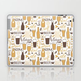 For beer lovers Laptop & iPad Skin