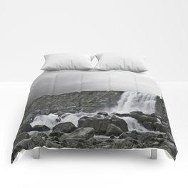 Öxarárfoss Comforters