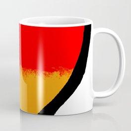 German Heart Coffee Mug