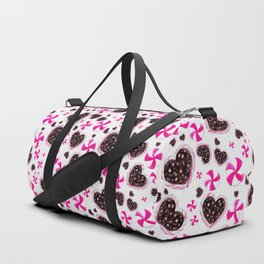Holiday Candies Duffle Bag