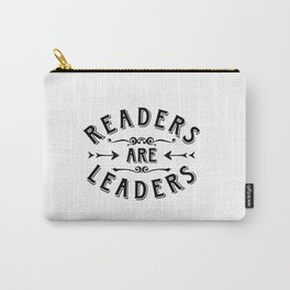 Readers are Leaders Carry-All Pouch