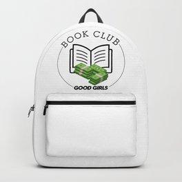 Book Club (Good Girls) Backpack