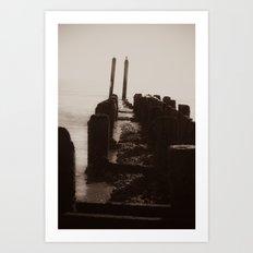 Atlantic Afternoon Art Print