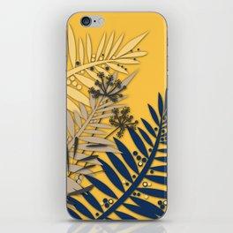 Grass field iPhone Skin