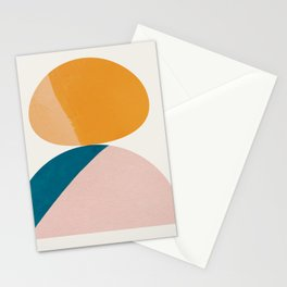 Abstraction_Balances_004 Stationery Cards