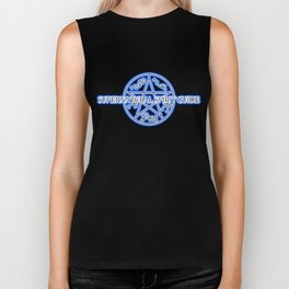 Supernatural Spirit Guide Biker Tank