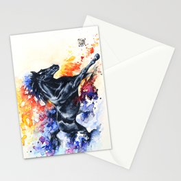 """He appears""  Stationery Cards"