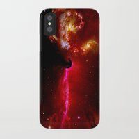 universe iPhone & iPod Cases featuring Universe by Fine2art