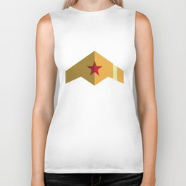 Woman, Hero Wonder, DC Biker Tank