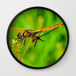 Metal Militia Wall Clock