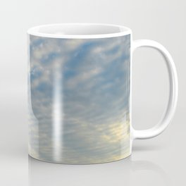 Cirrusly Stratus Waves Coffee Mug