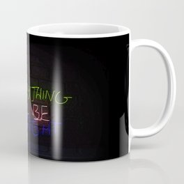 Everything in Neon Coffee Mug